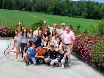 Sprejem odličnih učencev Osnovne šole Matije Valjavca Preddvor