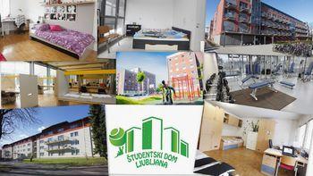 Obvestilo študentom, ki v prihajajočem študijskem letu nameravate bivati v študentskih domovih v Ljubljani