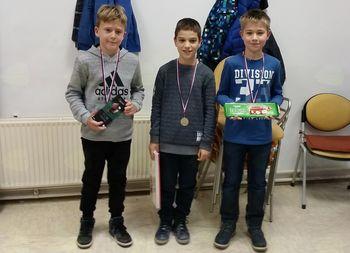 Preddvorski mladi šahisti uspešni na Medobčinskem prvenstvu osnovnih šol