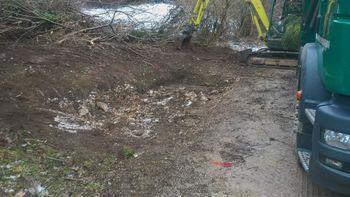 Na Možjanci dodelali meteorno kanalizacijo, izboljšali preglednost na ovinkih ter uredili še dve zbirni mesti za odlaganje odpadkov