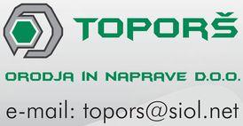 Zaposlitveni oglas podjetja Toporš, orodja in naprave, d.o.o. iz Tupalič