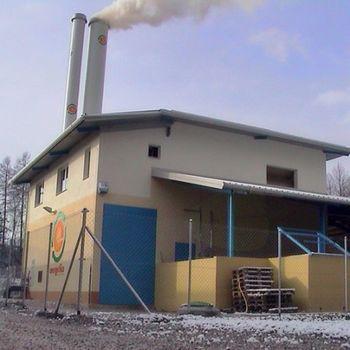 Težave pri obratovanju kotla na biomaso