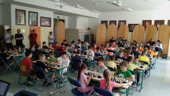 Šahovski turnir v Preddvoru