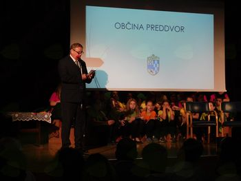 Slavnostna akademija ob občinskem prazniku v Preddvoru