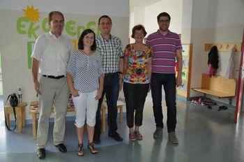 Deset let sončne elektrarne Preddvor in energetskega izobraževanja v šoli