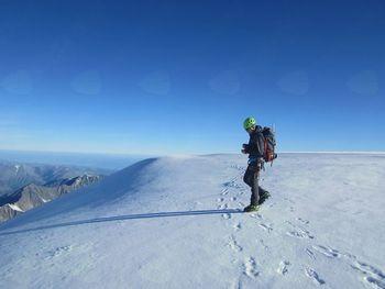 Predavanje o vzponu na najvišji vrh Sibirije uvod v dogodke tega konca tedna v okviru Pohodniškega festivala v Preddvoru
