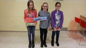 Teja Prestor iz OŠ Preddvor bronasta na osnovnošolskem prvenstvu Gorenjske v šahu