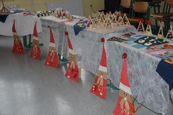 Božično-novoletna tržnica OŠ Matije Valjavca Preddvor
