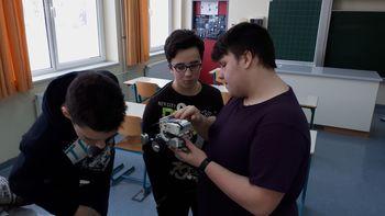 Lego robotika v OŠ Preddvor