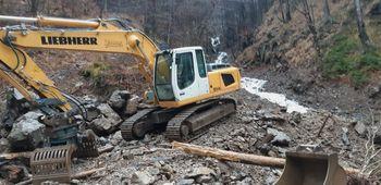 Sanacija Vršnikovega potoka v Kokri