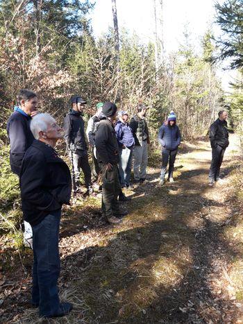 Izobraževanje o gospodarjenju z gozdom