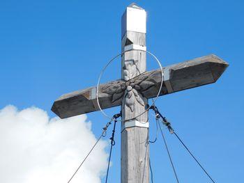 20 let križa na vrhu Storžiča