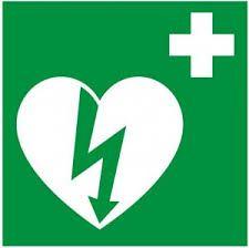 Predstavitev in praktično usposabljanje z zunanjim avtomatskim defibrilatorjem na Jakobu