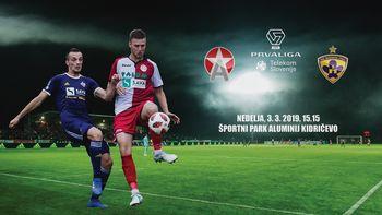 Aluminij : Maribor - 21. krog PLTS 2018/19