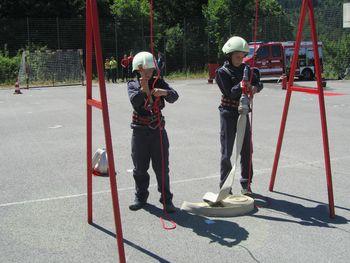 Udeležba na tekmovanju Fire Combat Junior