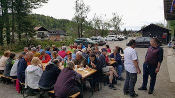 2. tradicionalni pohod okoli Brezovškega hriba