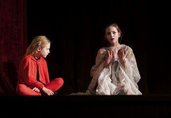 ODER MLADIH, 19. območno srečanje otroških gledaliških skupin