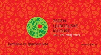 Teden ljubiteljske kulture - TLK 2021 v znamenju oživljanja dejavnosti