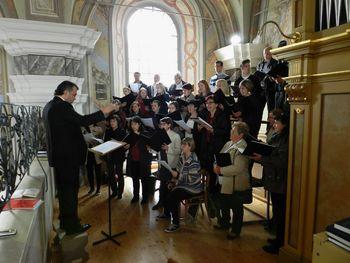 Letni koncert Vokalne skupine Utrinek