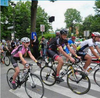 V nedeljo bo potekal že 19. kolesarski maraton treh občin