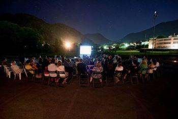 Kino pod zvezdami v Zagorju