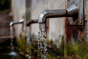 Obvestilo o omejitvah pri dobavi pitne vode