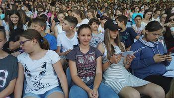 MPZ Brezovica s Sonjo Sojer na Zborovskem bumu 2017