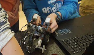 Delavnice robotike za otroke