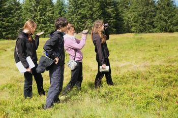 Mladinski raziskovalni tabor Dravinja 2017