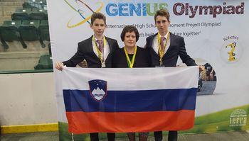 Mednarodni uspeh mladega genija iz Ivančne Gorice