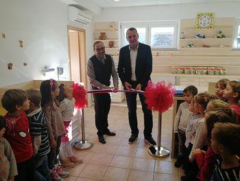 Otvoritev pediatrične ambulante