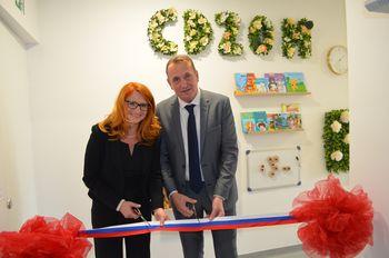 Otvoritev Centra za duševno zdravje otrok in mladostnikov
