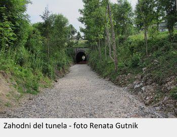 Kaj se dogaja s tunelom pod Naklom?