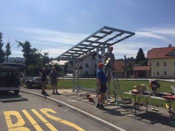 Kljub poletju kar nekaj novosti v Logatcu