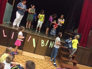 Šolski zvonec v šole povabil novo generacijo logaških otrok