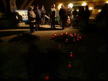 Tudi v Logatcu se bomo spomnili žrtev prometnih nesreč na naših cestah