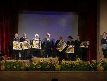 Podeljena občinska priznanja v občini Logatec za leto 2018