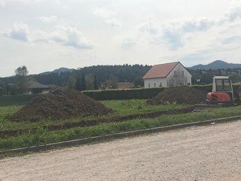 Razširitev pokopališča v Dolenjem Logatcu