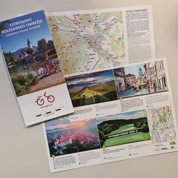 Gorenjsko kolesarsko omrežje - projekt katerega del je tudi občina Logatec