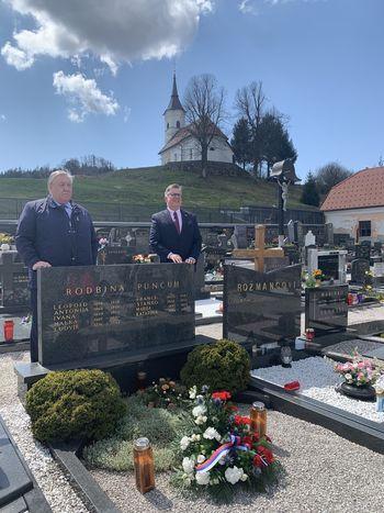 France Punčuh – živa vez med Logatcem in Varšavo