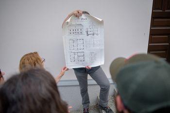 Spoznajmo arhitekturo Dolenjega Logatca ob Dnevu brez avtomobila 2021