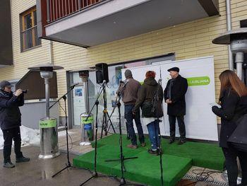 Nova enota Lekarne Ljubljana – za več zdravja v Logatcu