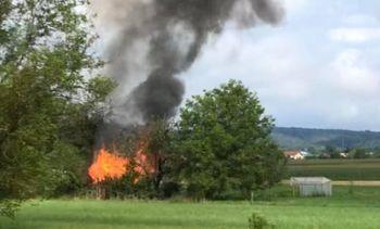 Preklic velike požarne ogroženosti