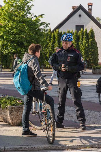 Nacionalna preventivna akcija kolesar v občini Logatec