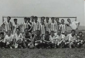 Prve nogometne tekme v Podpeči