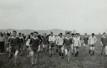 V letu 1958 dočakali prvo zmago NK Podpeč nad NK Borovnica