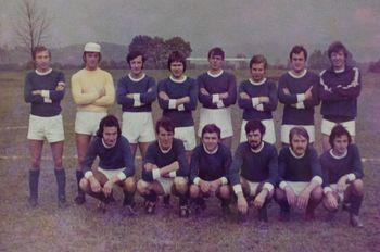 Leta 1972 ponovni razmah igranja nogometa v Podpeči in novi dvoboji z Borovničani