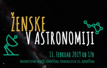Ženske v astronomiji