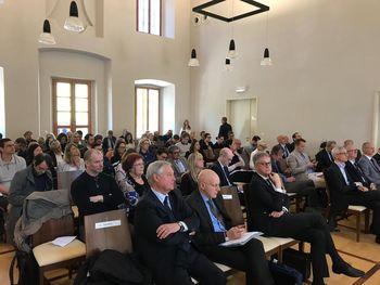 3. slovensko - italijanski raziskovalni dan v dvorcu Lanthieri v Vipavi