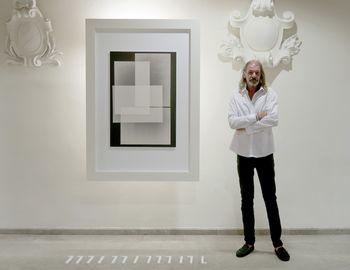 Odprtje razstave Igorja Andjelića v Galeriji UNG